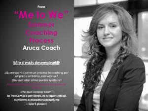 Anuncio Summer coaching process