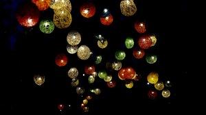 globos oscura
